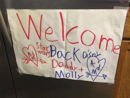 Ana Welcome Home